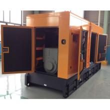 CE Appoved 440kw / 550kVA Générateur diesel électrique silencieux (GDC550 * S)