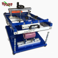 Glass Bottle Screen Printing Machine for Sale Operation by Hand with Low Price