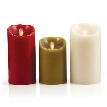 dancing flame candle battery operated