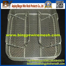Deep Processing Desinfektionskorb Industrial Plastic Box Waschen