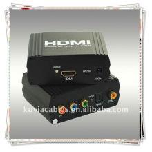 Hohe Qualität YPbPr + SPDIF TO HDMI Konverter