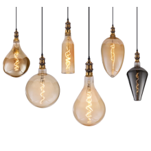 Special-shaped lighting bulbs for accent lighting