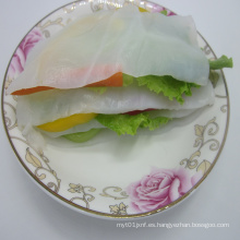Pasta de kasana orgánica pura para las comidas saludables
