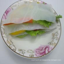 Lasanha de massas naturais de konjac para alimentos saudáveis