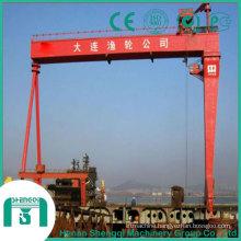 Gantry Crane- Shipyard Application, Ship Building Usage