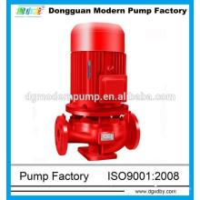ISG vertical fire jockey pump