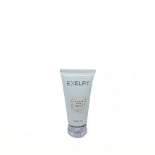 tubo cosmético dual de los cosméticos de la crema de aluminio del tubo de los cosméticos