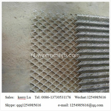 Galvanized Chain Link Fence Panels