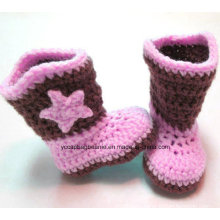 Wholesale Shoes and Hat Crochet Baby Shoes
