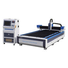 750W Fiber Laser Cutting Machine to Cut 8mm Carbon Steel