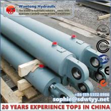 Cilindro hidráulico de ação dupla de longo curso para boa venda