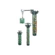 Commutateur de circuit de changement de robinet en forme de cage hors circuit