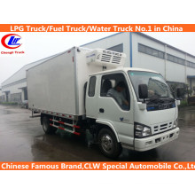 Japanese 4*2 120HP Refrigerated Truck