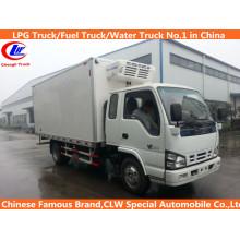 Caminhão refrigerado japonês 4 * 2 120HP