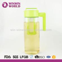 En gros 1,3 litre BPA poignée libre café glacé et fabricant de thé