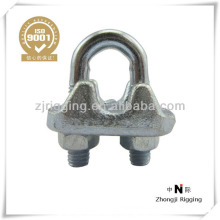 Italian Type Wire Rope Clip Galvanized Manufacturer