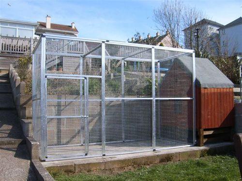 Welded Bird Aviary Wire Mesh Panels China Manufacturer