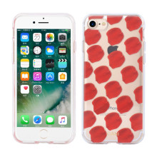 IMD Rosy Petals iPhone8 Plus Protecive telefoonhoes