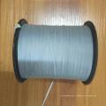broderie de fil réfléchissant lumineux argenté pour vêtements et chaussettes