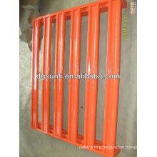 Stackable warehouse steel pallet