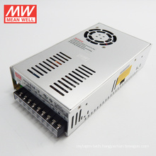 MEAN WELL Single Output 12vdc 350W 12V 30A Power Supply UL CUL NES-350-12