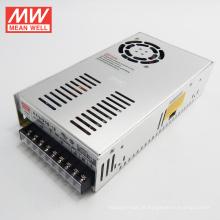 MÍNIMA BOM saída única CUL NES-350-12 da fonte de alimentação da saída 12vdc 350W 12V 30A