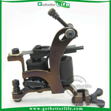 High Quality Iron Shader Tattoo Machine Frame with 10 Coils