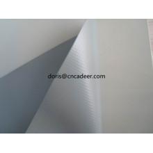 Geomembrana de PVC com tecido reforçado