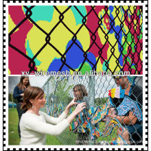 2014 latest type security fence netting, iron security fence, steel security fence