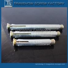 Chine Fabrication ancres fenêtre métal cadre ancre