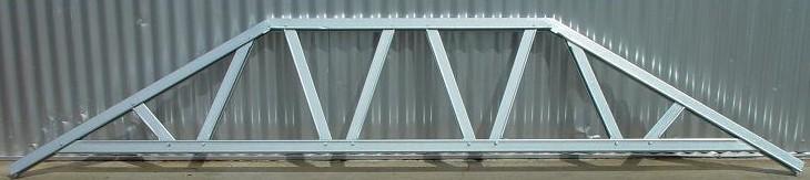 Light Guage Steel Roof Truss 001