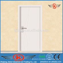 JK-P9063 Pvc de banheiro / portas interiores de madeira