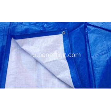 Blue+White+Waterproof+PP+PE+tarpaulin