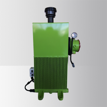 High Pressure Oil Cooler with Fan Motor