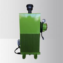 Enfriador de aceite de alta presión con motor de ventilador