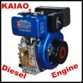 8PS Dieselmotor, luftgekühlter Einzylinder