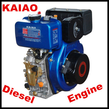 Moteur diesel refroidi par air Kaiao 5HP (KA178F)
