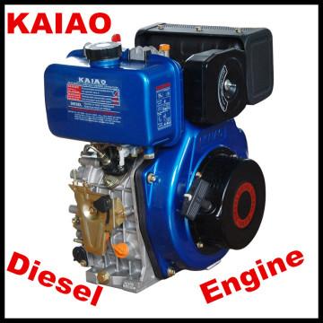 Motor a diesel Kaiao 5HP resfriado a ar (KA178F)