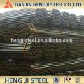 OD 33.7mm 1 Zoll Stärke 1.6mm Geschweißtes Stahlrohr (ERW Stahlrohr)