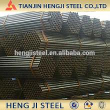 OD 33.7mm 1 inch thickness 1.6mm Tubo de acero soldado (tubo de acero de ERW)