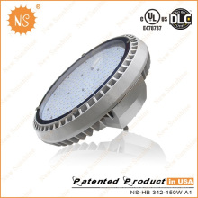 Dlc/UL (E478737) /cUL New Sunshine 150W LED High Bay Light, Gas Station LED Canopy Lights