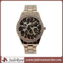 Custom Design Mode Diamant-Legierung Uhren Frauen