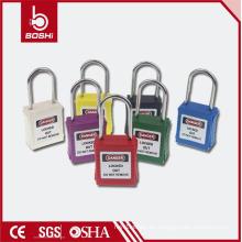 4 mm de diámetro delgado candado de seguridad de la grilleta (BD-G71) para el bloqueo de seguridad industrial