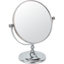 Classical 15*15cm Metal Makeup Mirror