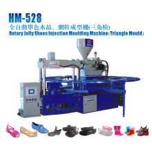 Máquina de moldagem por injeção de sapatos de geléia