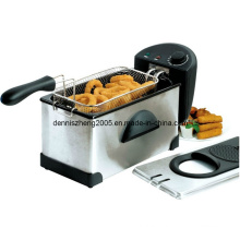 2000W 3litres Stainless Steel Deep Fryer