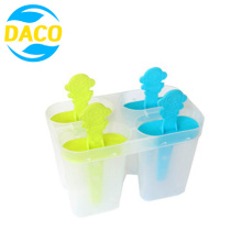 Hot Sale Plastic Popsicle Mold for Kitchen Cutlery