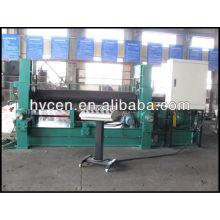 W11S-16 * 2500 machine de laminage de plaques, machine de laminage à plat avec pré-flexion
