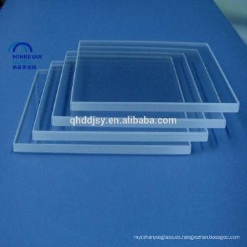 Vidrio claro / ultra claro del flotador de 6m m con el CE, SGS, certificados del ISO
