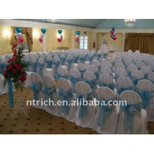 Standard banquet chair cover,CT090 polyester material,durable and easy washable